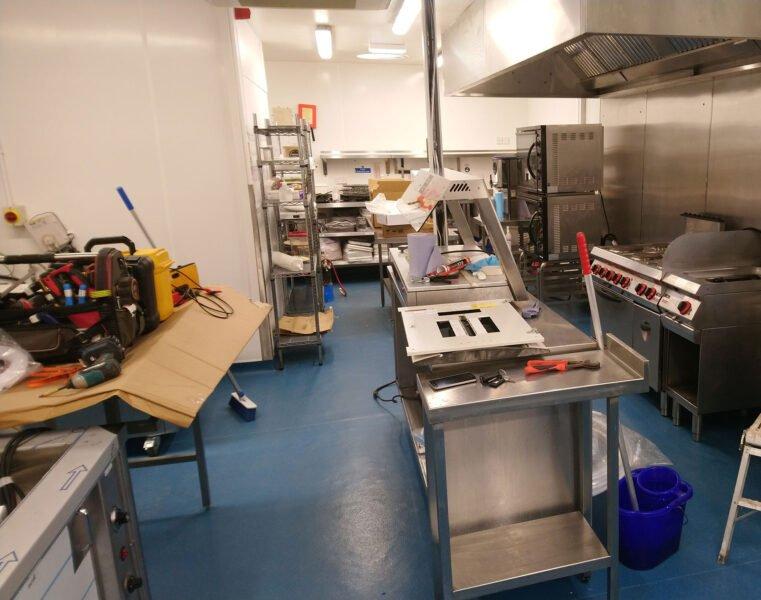 Stewarts Broomhill kitchen refit